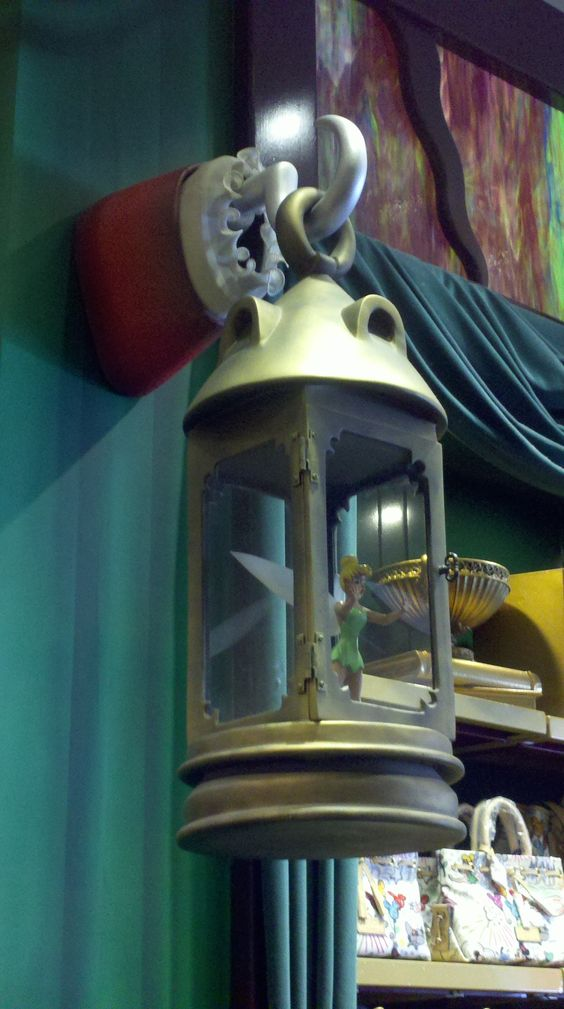Downtown Disney--World of Disney Store. It's the little things that Disney does that makes it magical.: