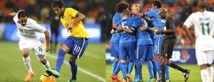 Mundial: Brasil golea 5 a 0 a Sudáfrica | Buscartendencias.com