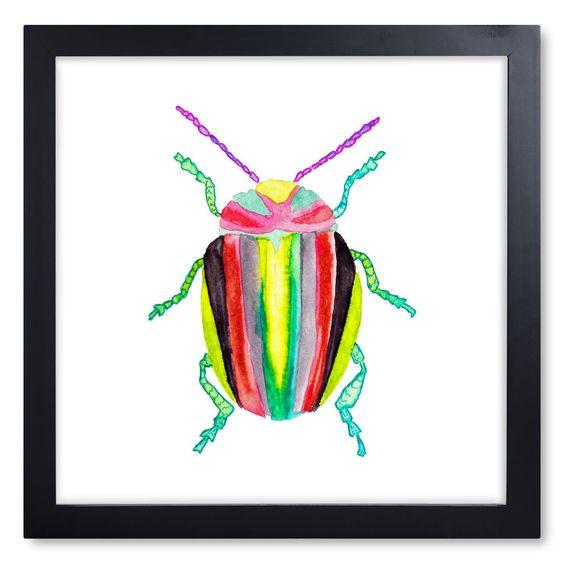 Beetle Print II