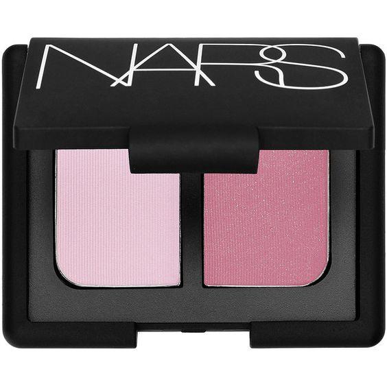 NARS Duo Eyeshadow (11 KWD) ❤ liked on Polyvore featuring beauty products, makeup, eye makeup, eyeshadow, beauty, eye shadow and nars cosmetics