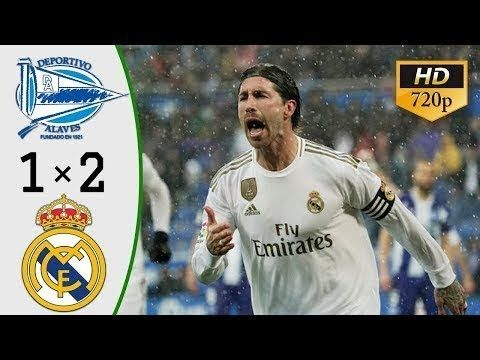 Resumen Alavés Vs Real Madrid 1 2 Resumen