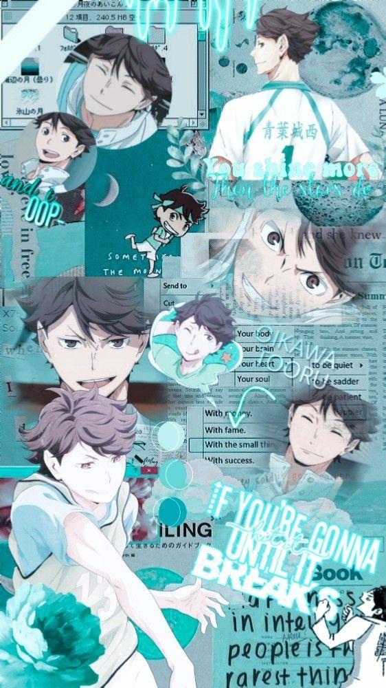 Oikawa Tooru Haikyuu Anime Wallpaper Phone Cute Anime Wallpaper Haikyuu Wallpaper Anime wallpaper phone haikyuu