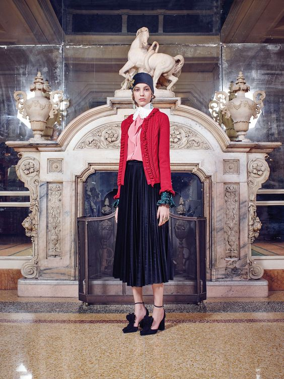 Rossella Jardini Fall 2016 Ready-to-Wear Collection - Vogue