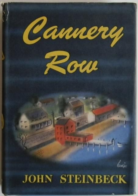 Canery Row Sreinbeck - Buscar con Google
