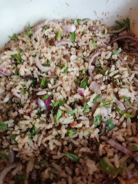 Nasi Ulam Saya Buat Sendiri Nasi Ulam Buat Sendiri Baru Puas Kalau Beli Kerisik Ja Lebih Saya Bagi Resepi Cara Saya Food Rice Saya