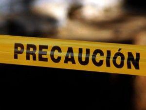 Dos muertos deja un accidente de tránsito en el sector de La Barca