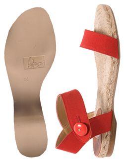 cute espadrille sandals