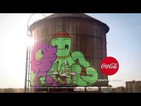 Publicidad Coca Cola Siente El Sabor Pin En Atrapa Tu Coca Cola