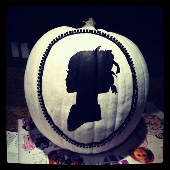 Cute pumpkin;)