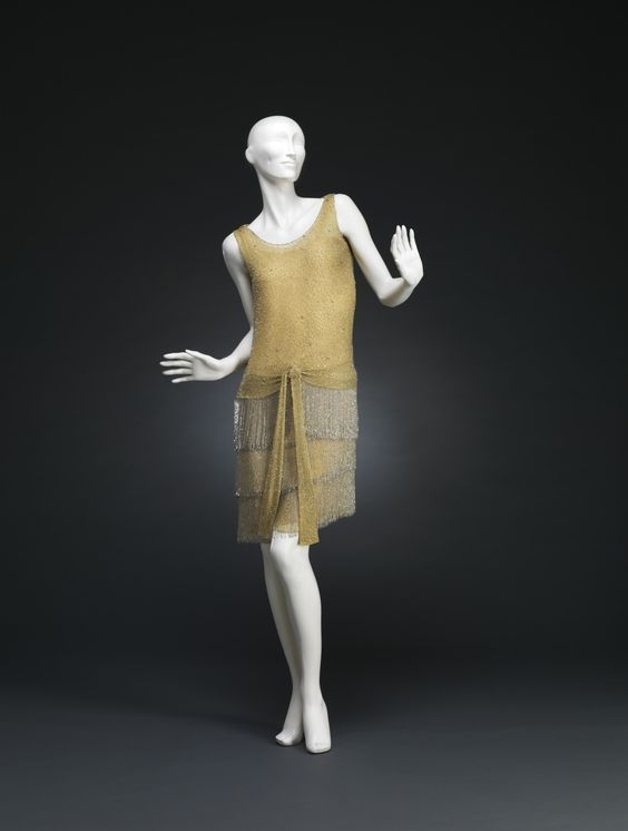 Evening Dress: