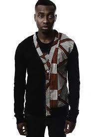 Infos sur : veste en pagne africain pour homme - Arts et Voyages
