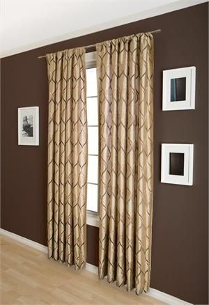 rust color curtains with grommet top - Rust Color Curtains