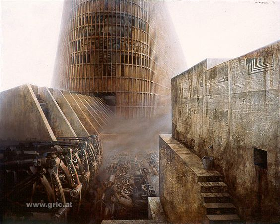 PETER GRIC   Town X   Stadt X