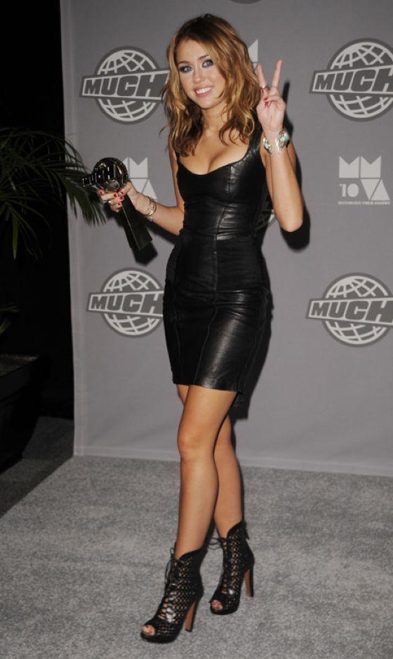 Leather dress <3