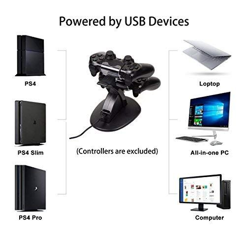 Ps4 Dual Usb Charger Lenboken Dual New Arrival Led Usb Chargedock