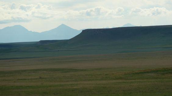 Horse Thief Ridge