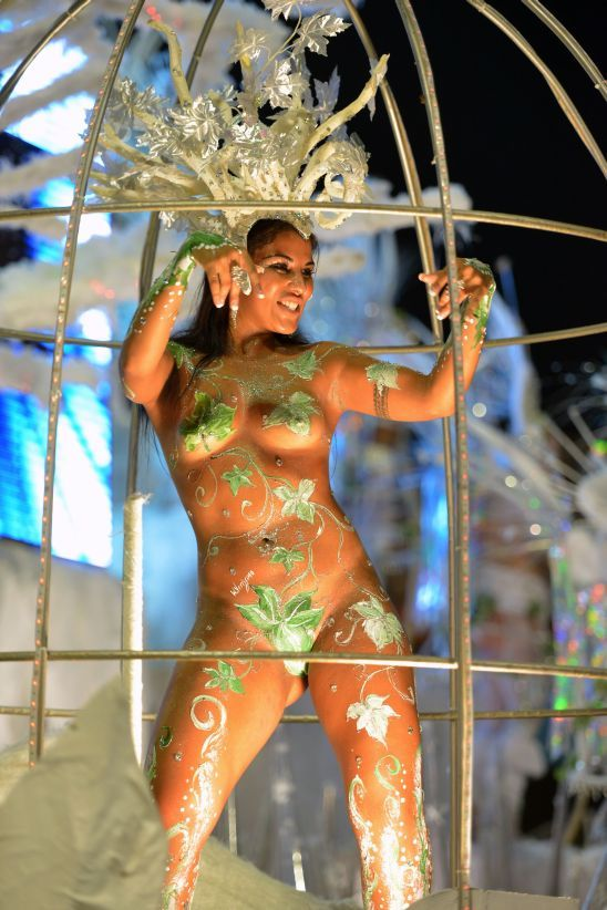 Carnaval in Sao Paolo