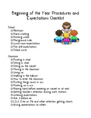 i like the checklist so you cant forget anything :)