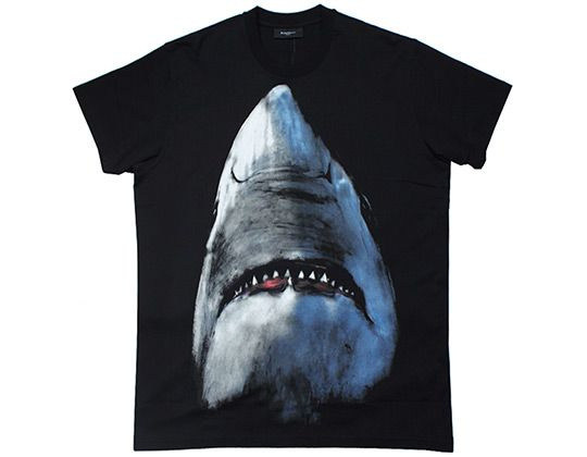 Givenchy graphic tees - Prefall 2012