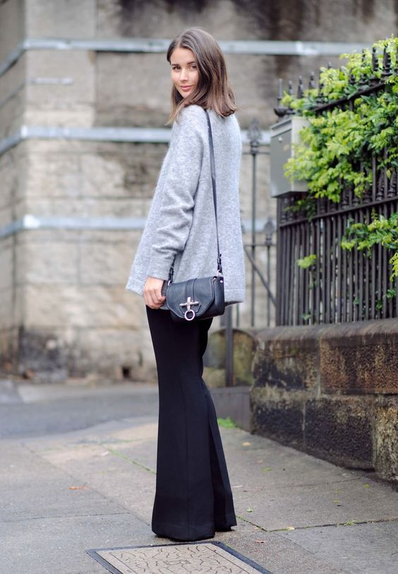 A WEEK IN TROUSERS: DARE TO FLARE