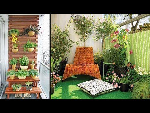 Stuning Small Balcony Garden Ideas Patio Outside Decorating Ideas Smal Small Balcony Small Terrace Terrace Garden