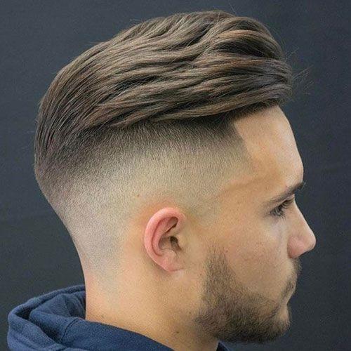 How To Style A Modern Pompadour High Fade Haircut Fade Haircut