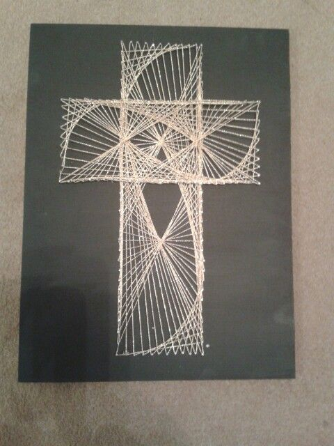 Cross for the school chapel
