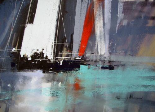 Starboard Tack - Tony Allain