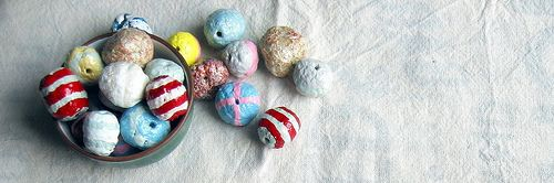 Recycle Junk Mail into Paper Beads