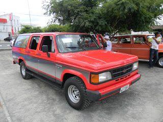 3º Encontro de Carros Antigos de Feira de Santana