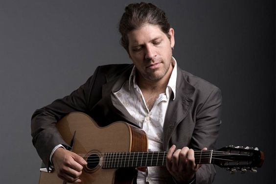 Stephane Wrembel and his 5-piece band will perform his tunes scored for Woody Allen's films like Midnight in Paris and Vicky Cristina Barcelona with his other original music at Symphony Space, Thursday April 12 at 7:30pm