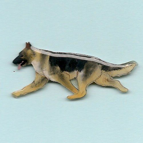 Showstopper Jewelry Dog In Gait Pin German Shepherd You Can Get
