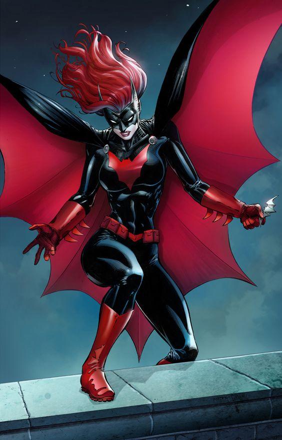 Batwoman, J. Metcalf by sinhalite.deviantart.com on @deviantART: