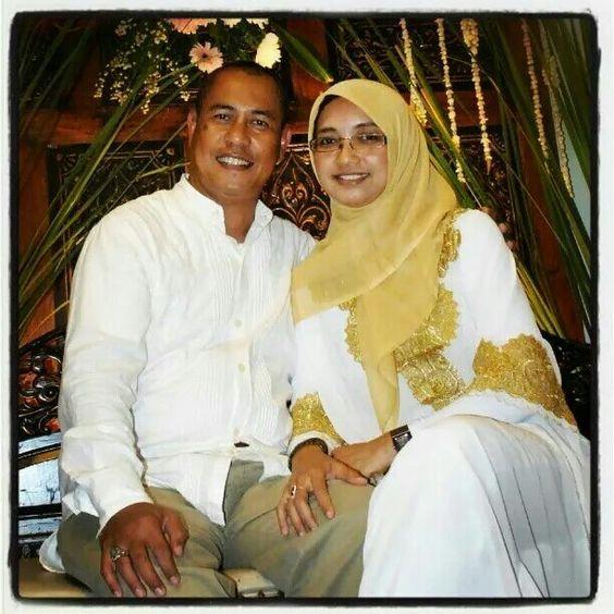 Me n mylove @ Adel's Wedding