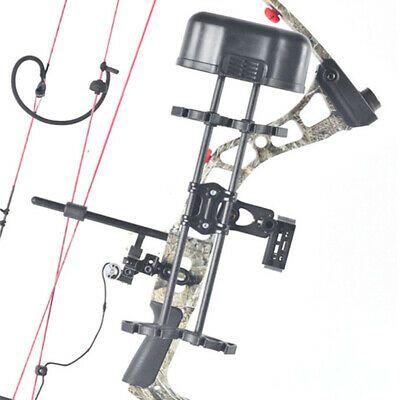 5 Arrow Quick Detach Quiver Archery Arrows Holder Bracket Compound Recurve Bow