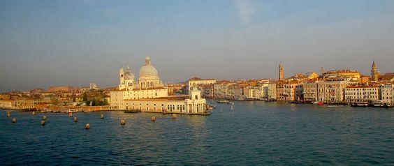 Ankunft in Venedig di Renate Mohr