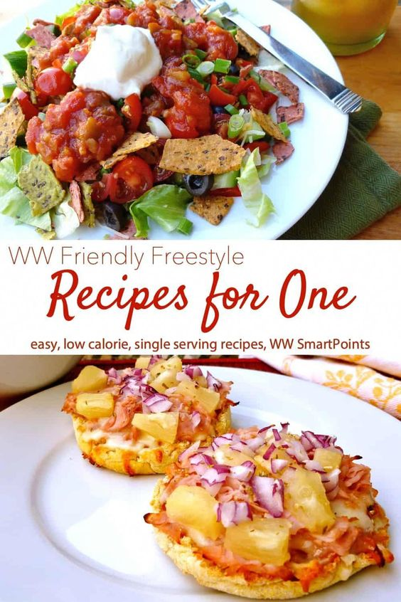 Low Calorie Recipes & Cooking Tips for One | Simple Nourished Living