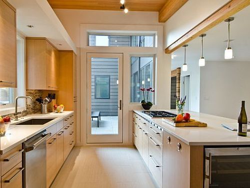Best Popular Modern Galley Kitchen Ideas With Images