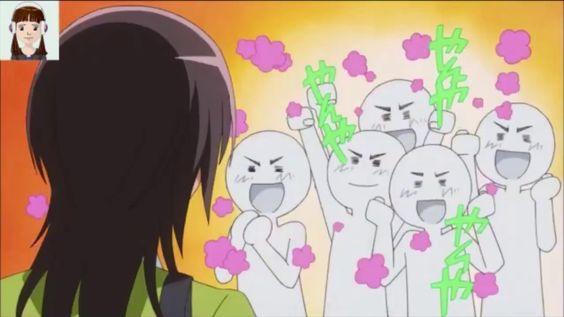 الانمي اللي عمرك ما تمل منه ابدا رئيسة مجلس الطلبة نادلة 6 Anime Kaichō Wa Maid Sama Maid Sama