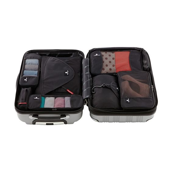Eagle Creek Black Pack-It Shoe Cube