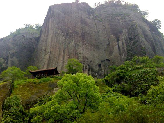 武夷山 Mt. Wu Yi