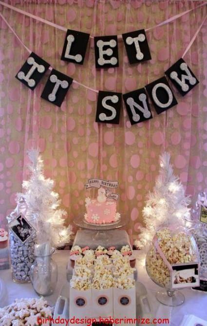 31 Trendy Birthday Party Ideas For Teens 14th Girls Winter