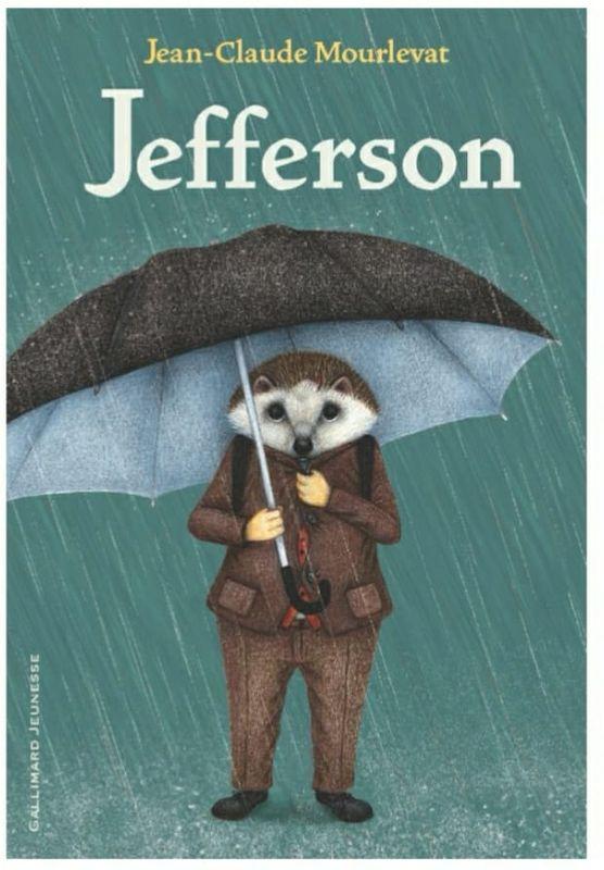 Jefferson Livre De Jean Claude Mourlevat Gallimard