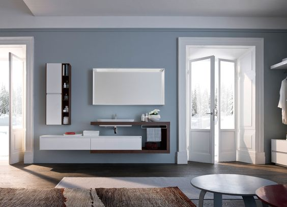 NyÙ by ideagroup http://www.ideagroup.it/bagno moderno/mobili ...