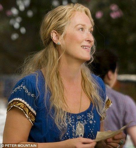 Meryl Streep <3
