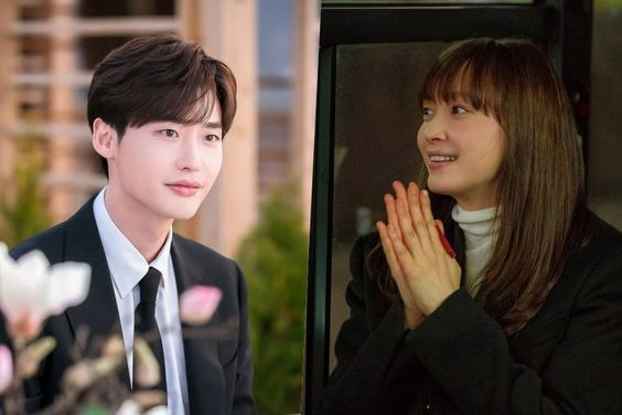 "Lee Jong Suk And Lee Na Young Impress With Their Energy And Dedication In Behind-The-Scene Photos Of ""Romance Is A Bonus Book"""