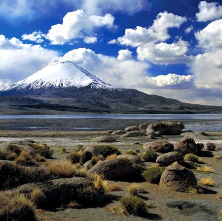 Chile grandes naturales