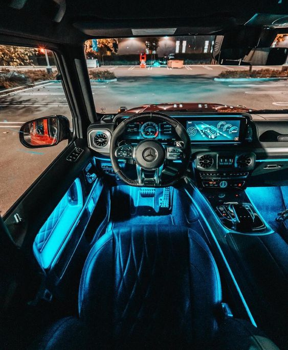 Mercedes G63 Amg Interior Tag Someone That Needs To See This
