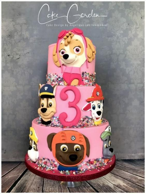 30 PAW PATROL Edible Cupcake Toppers Wafer Paper Birthday Cake Decoration #1