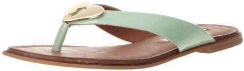 Diane von Furstenberg Women's Kyra Sandal,Green Haze,6 M US Diane Von Furstenberg,http://www.amazon.com/dp/B008F2BD60/ref=cm_sw_r_pi_dp_B01trb615D724891